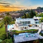 celebrity homes in beverly hills