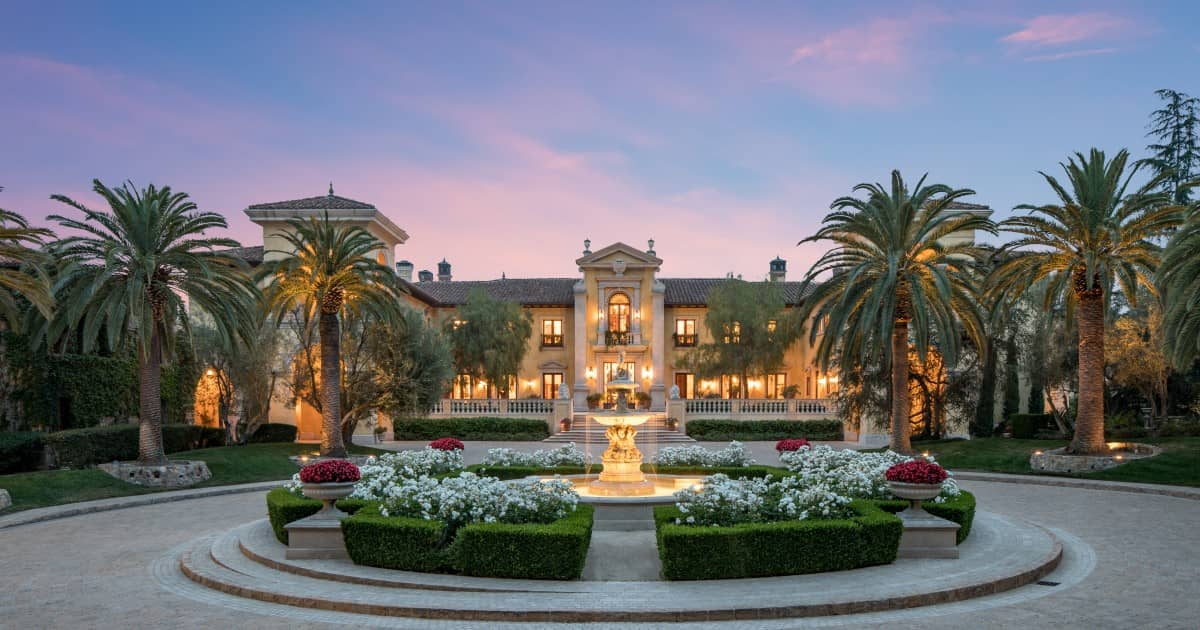 Beverly Park Luxury Real Estate