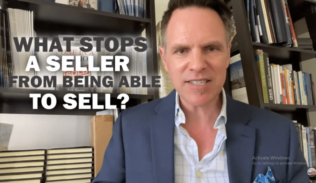 What Stops a Seller From Being Able to Sell?