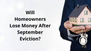 Foreclosure Moratorium Expiration