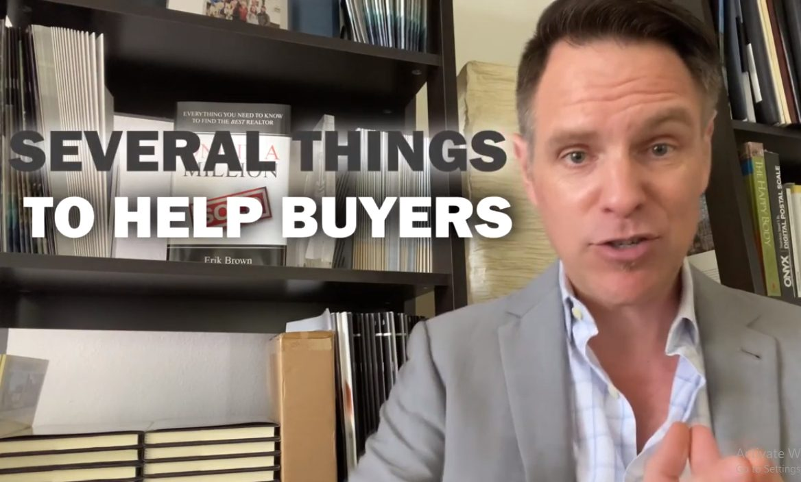 Several Things to Help Buyers